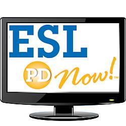 The Master Teacher ESL PD Now