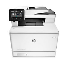 HP LaserJet Pro M477fdw Wireless Color