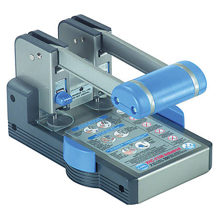 Carl® XHC2100 Heavy-Duty 2-Hole Punch