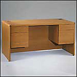 Hon 10700 Series Laminate Credenza With Kneee 72 Wide