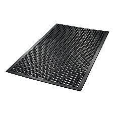 Crown SafeWalk Light Antifatigue Drainage Mat