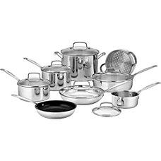 Cuisinart Chefs Classic 77 14N Cookware
