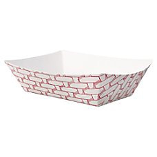 Boardwalk Paper Food Baskets 12 Lb