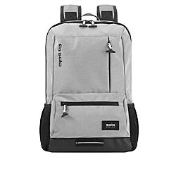 Solo Draft Backpack With 156 Laptop