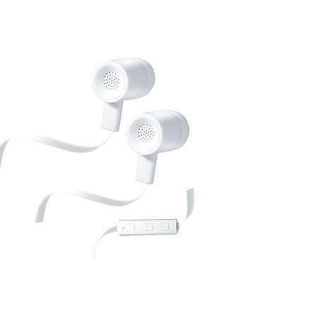 BYTECH Wireless Bluetooth® Earbuds, White, BYAUBE111WT