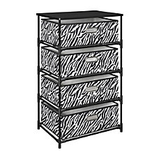 Ameriwood Home End Table Storage Unit