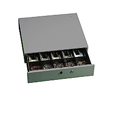 PM Alarm Alert Steel Cash Drawer
