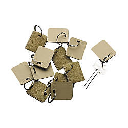 PM Replacement Key Tags Plastic 12