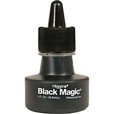 Parker Higgins Black Magic Waterproof Drawing