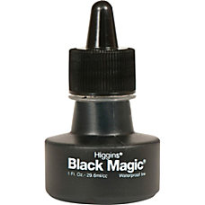 Parker Higgins Black Magic Waterproof Drawing