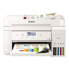 Epson WorkForce ET 4760 EcoTank Wireless