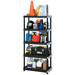 Rimax Heavy Duty Storage Shelves 5