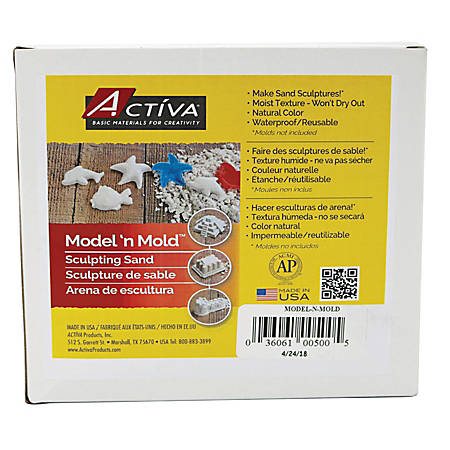 Activa Products Beach Sand, 3 Lb, Tan