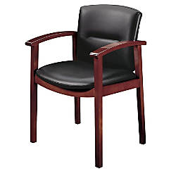 HON Park Avenue Leather Guest Chair