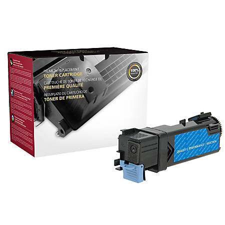 Clover Imaging Group™ Remanufactured High-Yield Toner Cartridge, Cyan, 200657 (Dell™ 3JVHD / 331-0713 and THKJ8 / 331-0716)