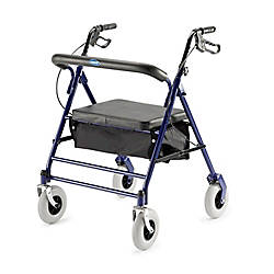 Invacare Bariatric Rollator Fits Users 58