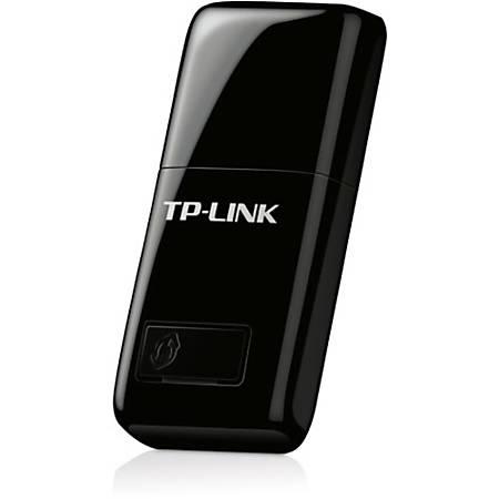 TP-Link N300 Wireless-N Mini USB Adapter, TL-WN823N