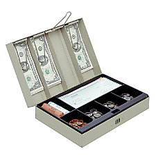 Office Depot Brand Cash Box 3