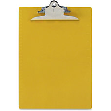 Saunders Recycled Plastic Clipboards 1 Clip