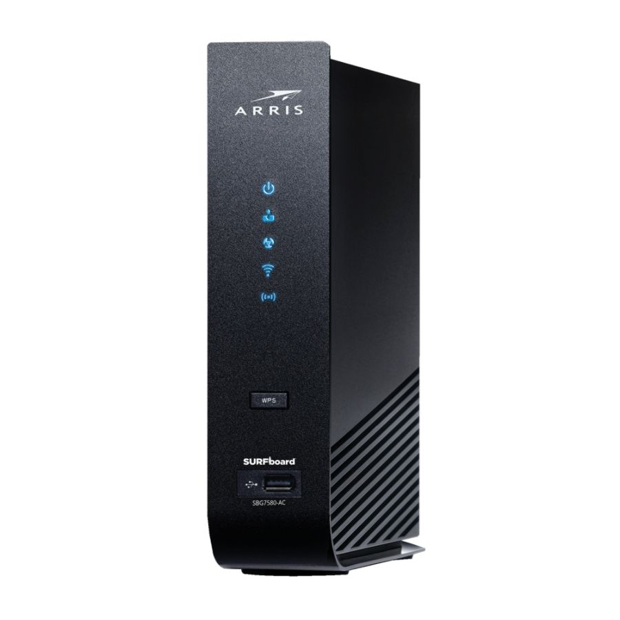 ARRIS SURFboard SBG7580-AC Cable Modem With Wireless-AC