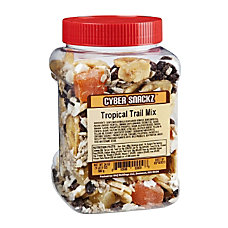 Cyber Sweetz Tropical Trail Mix Tub