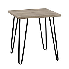 Ameriwood Home Owen Retro End Table