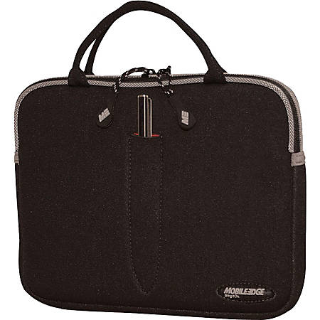Mobile Edge SlipSuit Carrying Case (Sleeve) iPad, Tablet PC - Black