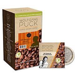 Wolfgang Puck Chefs Reserve Decaffeinated Coffee