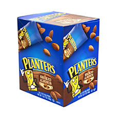 Planters Nut Pouches Smoked Almonds 15