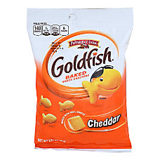 Pepperidge Farms Cheddar Goldfish 265 Oz
