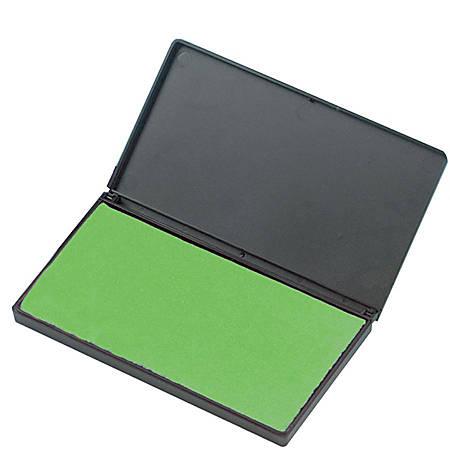Charles Leonard Foam Stamp Pad, Green