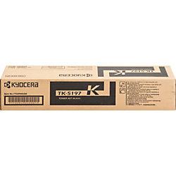 Kyocera TK 5197K - Black - original - toner cartridge - for TASKalfa 306ci