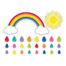 Schoolgirl Style Hello Sunshine Giant Rainbow