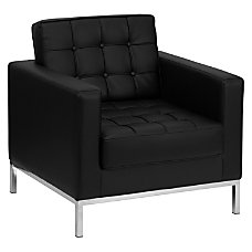 Flash Furniture HERCULES Lacey Series Leather