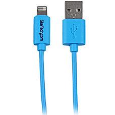 StarTechcom 1m 3ft Blue Apple 8