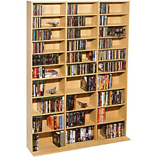 Atlantic Oskar Multimedia Storage Cabinet