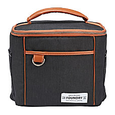 Fit Fresh Promenade Lunch Bag Black