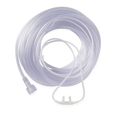 Medline SuperSoft Nasal Cannulas, With 14' Tube, Case Of 50