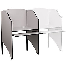 Flash Furniture Starter Study Carrel 49