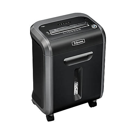 Fellowes Powershred 79ci Jam Proof 16