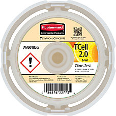 Rubbermaid Commercial TCell System Fragrance Refill