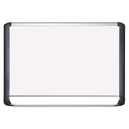 "MasterVision™ Porcelain Dry-Erase Board, 24"" x 36"""