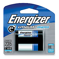 Energizer 2CRV 6 Volt Photo Lithium