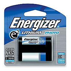 Energizer 2CRV 6 Volt Photo Lithium