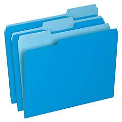 Office Depot Brand Interior File Folders