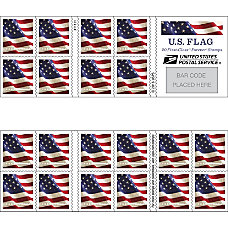 USPS FOREVER STAMPS Booklet of 20