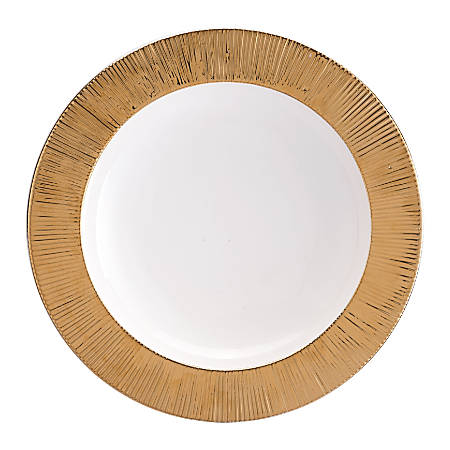 Zuo Modern Plato Large Wall Décor, Gold/White