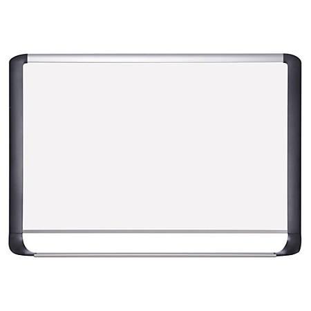 "MasterVision™ Porcelain Dry-Erase Board, 36"" x 48"""