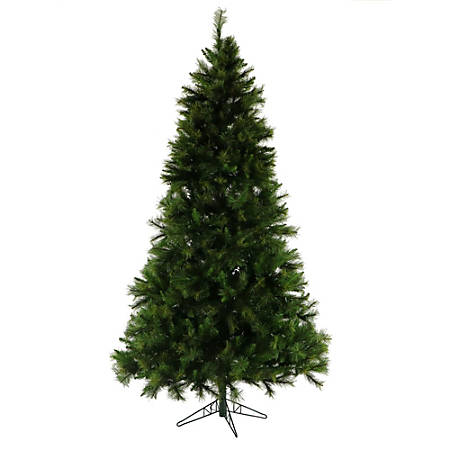 Fraser Hill Farm Artificial Canyon Pine Christmas Tree, 6.5'