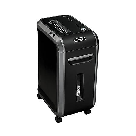 Fellowes® Powershred® 99Ci 100% Jam Proof 18-Sheet Cross-Cut Shredder